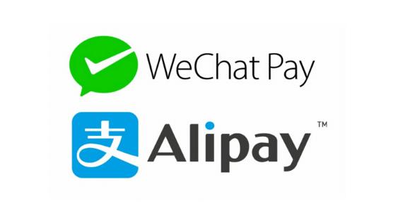 China: WeChat Pay und Alipay öffnen sich für ausländische Kreditkarten